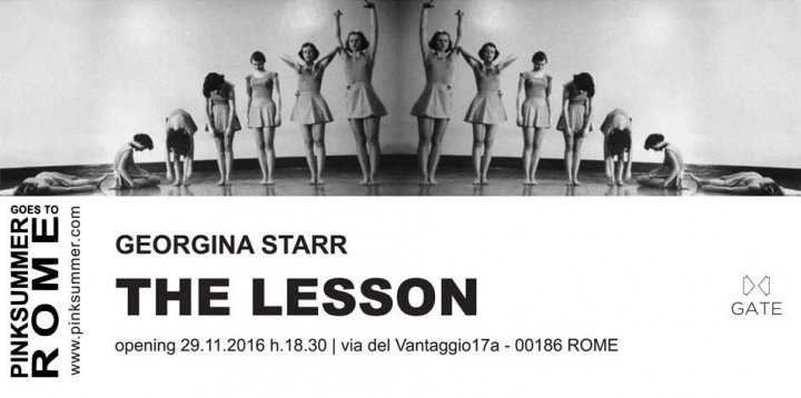 29.11.2016 - The Lesson