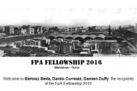 FpA Fellowship 2016